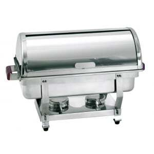Chafing Dish GN 1/1 - Couvercle Coulissant Bartscher - 1