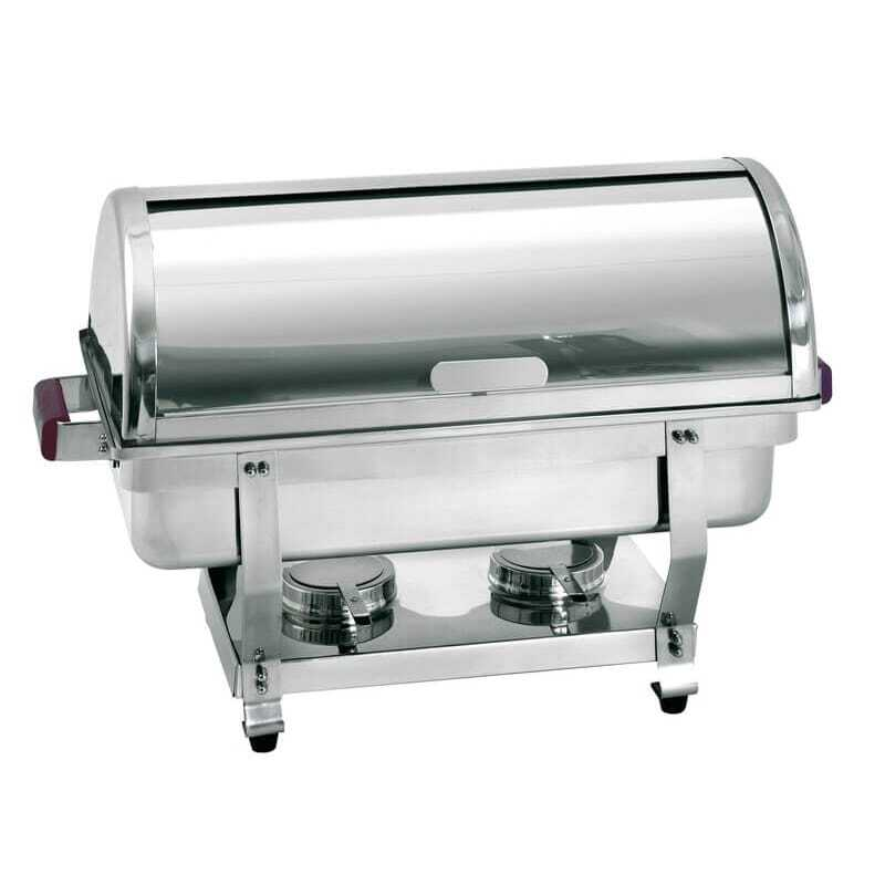 Chafing Dish GN 1/1 - Couvercle Coulissant