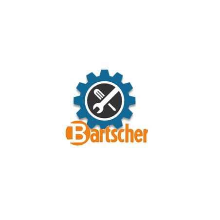 Support - set, 3 pieces, Noir, rubber Bartscher - 1