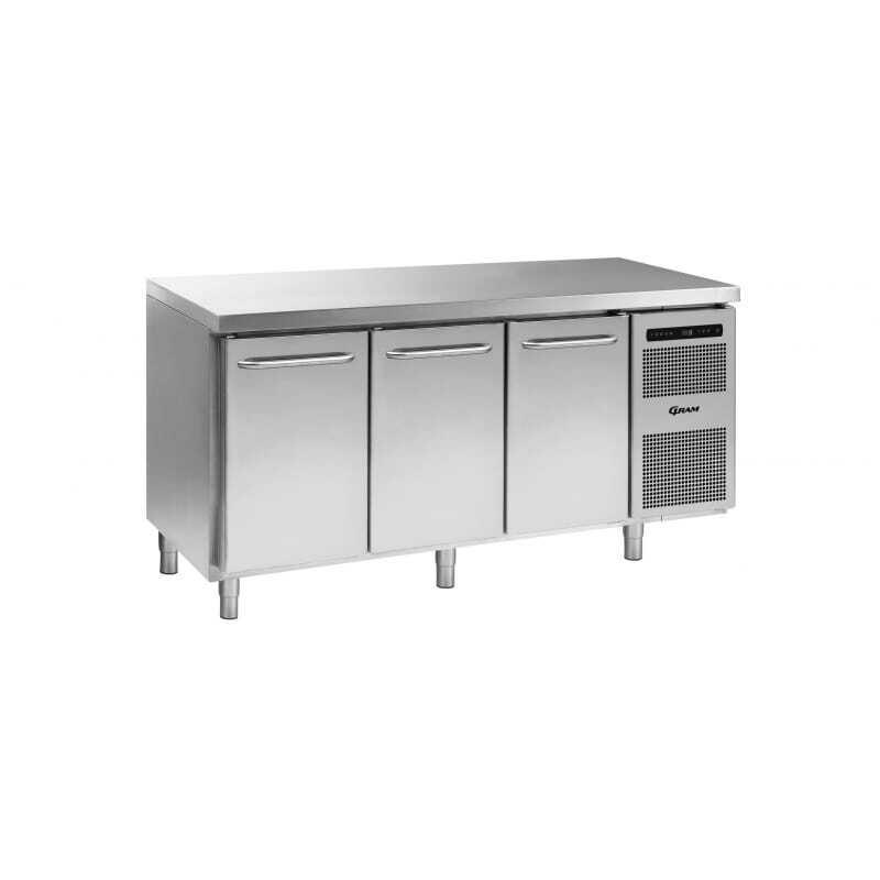 Table réfrigérée GN1/1 POSITIVE 2 PORTES