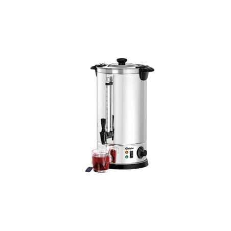 Distributeur eau chaude - 8.5 Litres Bartscher - 1