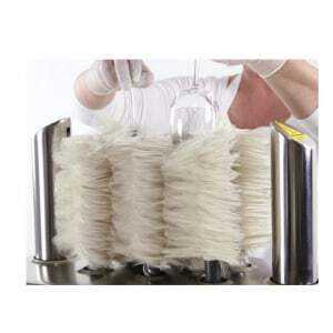 Machine à essuyer & polir les verres FourniResto - 2