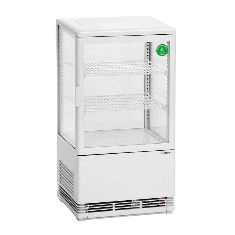Mini Vitrine Réfrigérée - 58 L