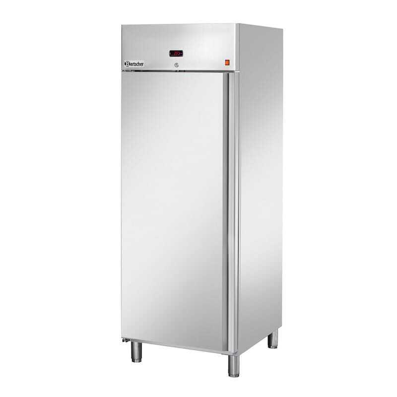 Armoire Réfrigérée 700 Litres pour Grilles GN 2/1