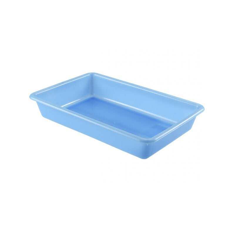 Bac Plat 5L Bleu