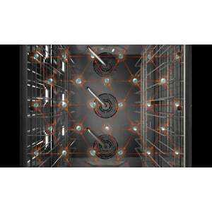 Four Mixte 16 Niveaux - 600 x 400 mm Piron - 2