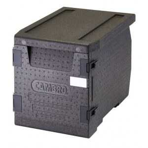 Conteneur isotherme Cam Go Box - chargement frontal Cambro - 1