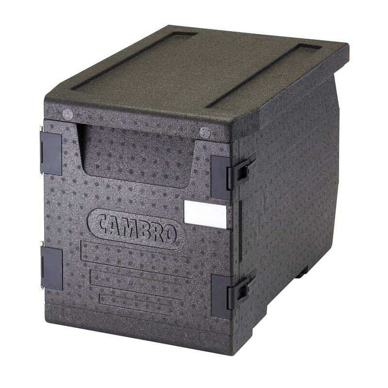 Conteneur isotherme Cam Go Box - chargement frontal