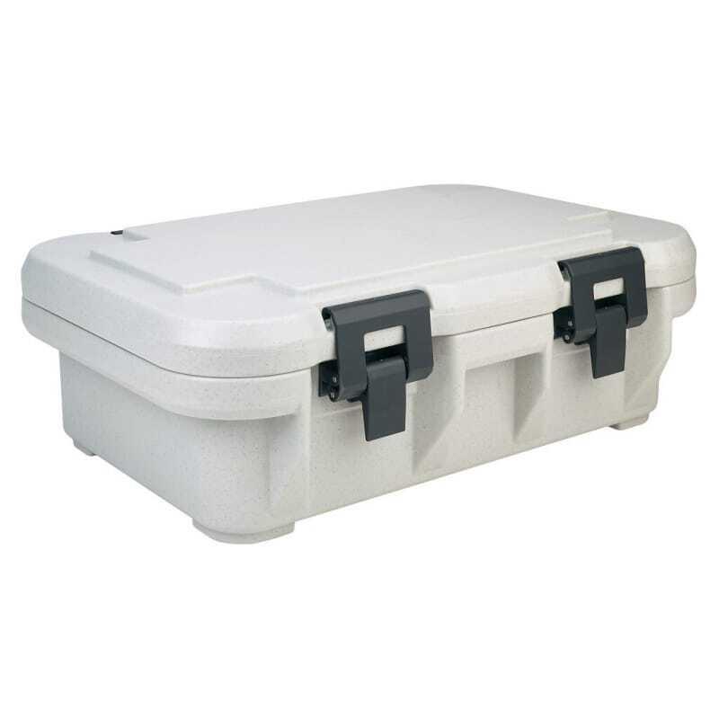 Transport de repas isotherme à chargement par le haut