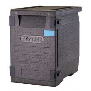 Conteneur isotherme Cam Go Box - chargement frontal Cambro - 2