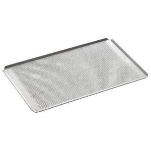 Plaque de Cuisson Aluminium Perforée GN 1/1 Bartscher - 1