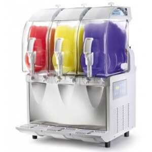 Machine à Granita 3 x 11 L FourniResto - 1