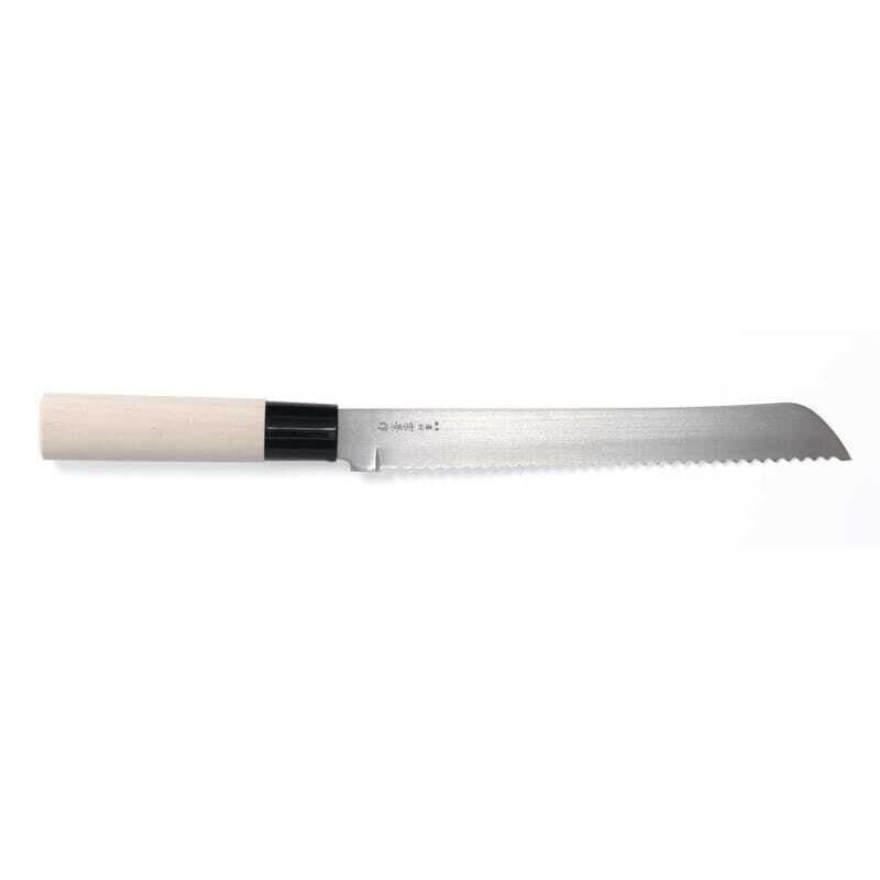 Couteau à pain Pankiri Haiku Home lame 22cm