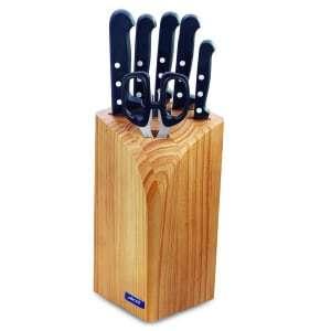 Bloc 5 couteaux et ciseaux Universal Arcos - 1