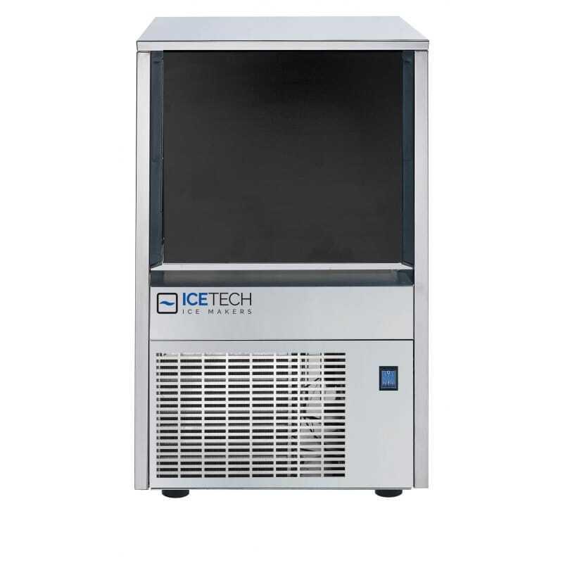 Machine à Glaçon IceTech PS à palettes - 22 Kg