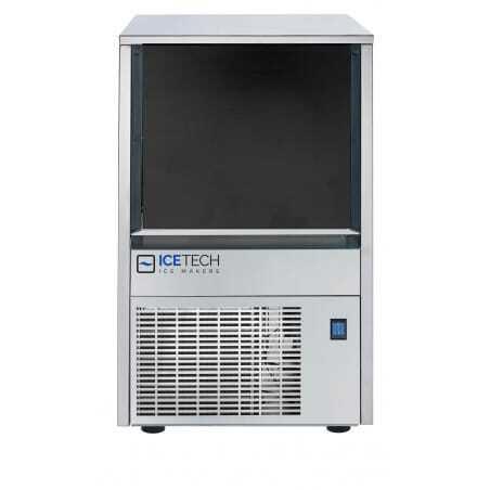 Machine à Glaçon IceTech PS à palettes - 22 Kg Ice Tech - 1