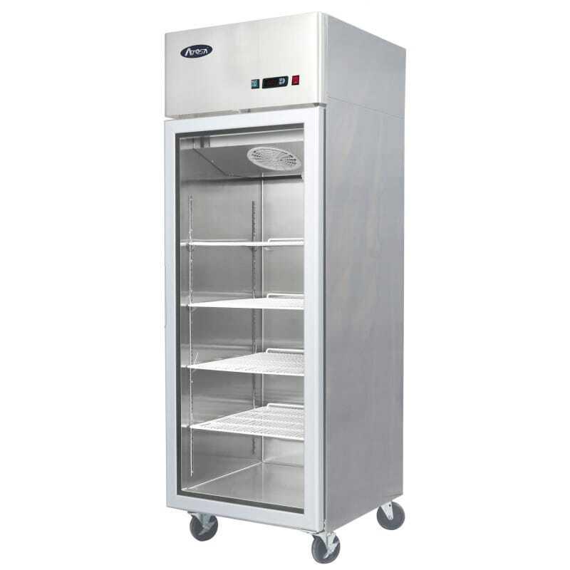 Armoire Vitrée Réfrigérée 670 Litres - Positive
