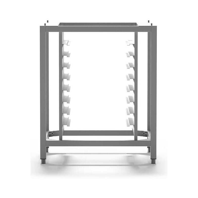 Piètement pour support 8 plaques pour four professionnel CAPRI Piron - 1