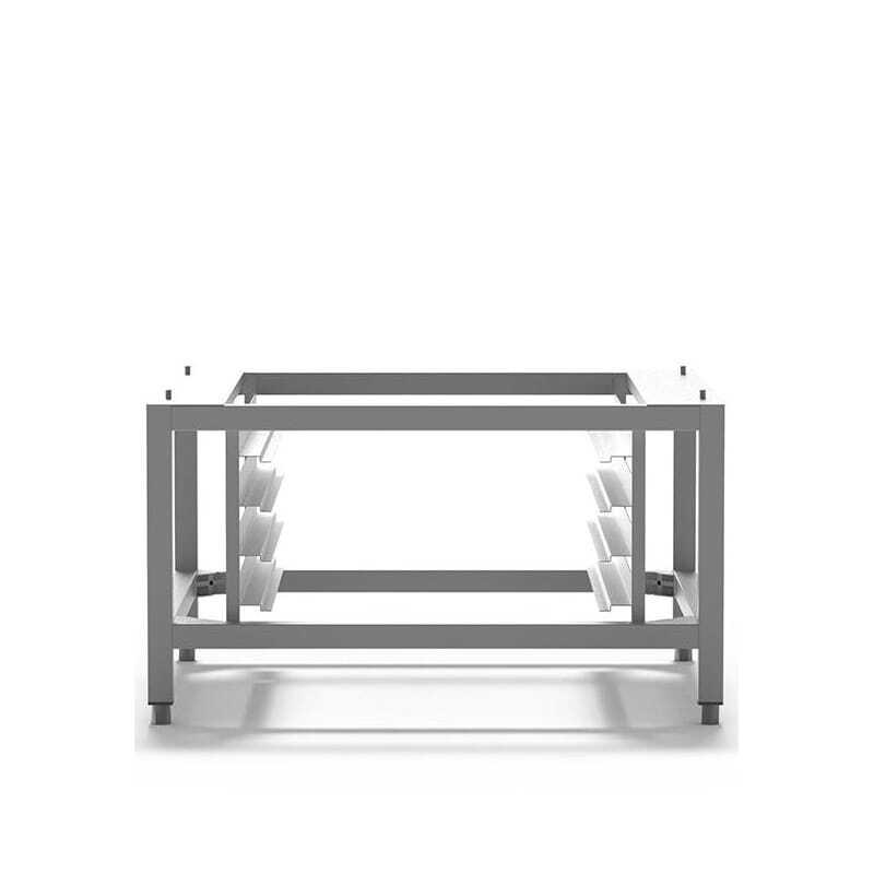 pi tement support 4 plaques pour four convection ou mixte fourniresto fourniresto. Black Bedroom Furniture Sets. Home Design Ideas
