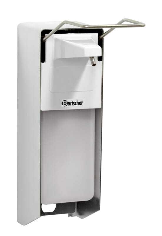 distributeur de savon  en aluminium litre
