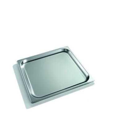 Plaque Inox GN 2/3 Piron - 1