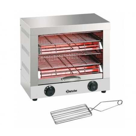 Toaster Professionnel - Double Bartscher - 1