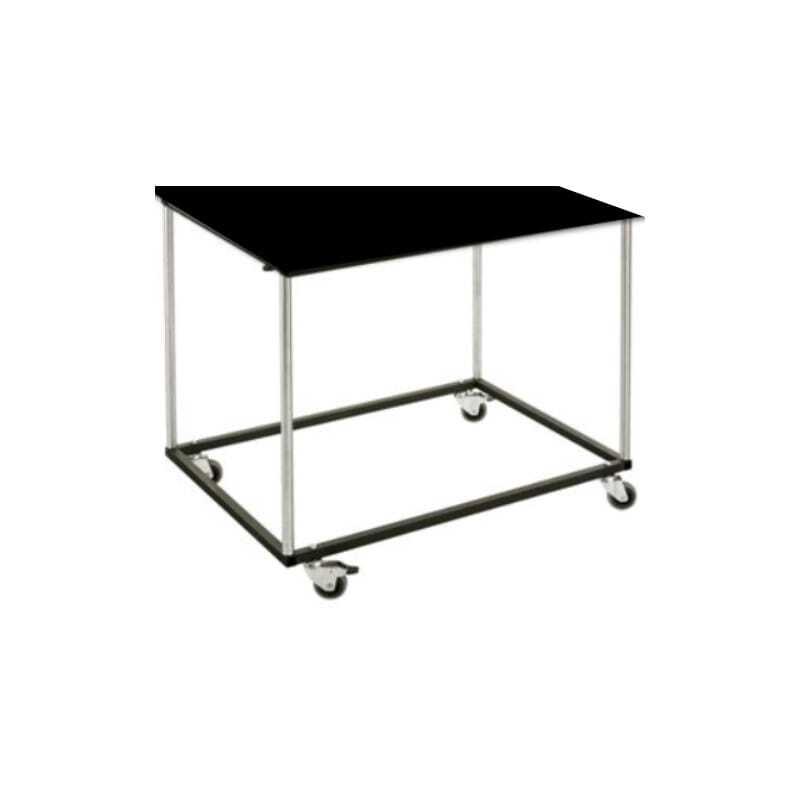 Table mobile pour Vitrine de Marché