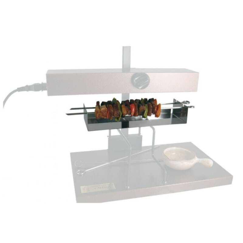 Kit Brochettes pour Appareil à Raclette Alpage