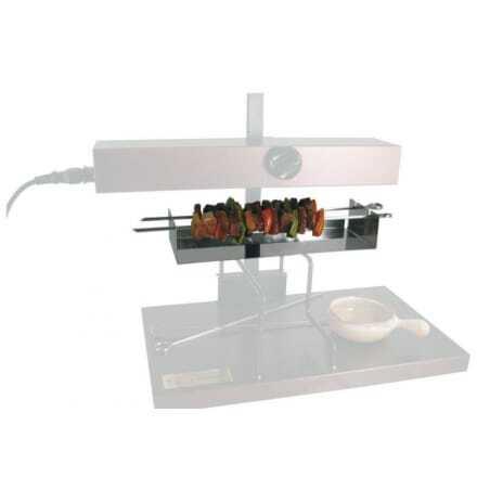 Kit Brochettes pour Appareil à Raclette Alpage Bron Coucke - 1