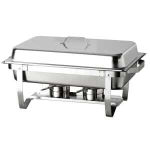 Chafing Dish Pliable GN 1/1 FourniResto - 1