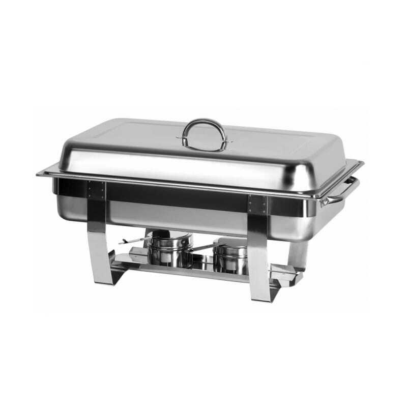 Chafing Dish Rectangulaire GN 1/1