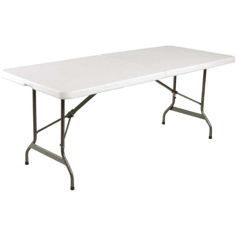 Table de Buffet Pliante 244 cm