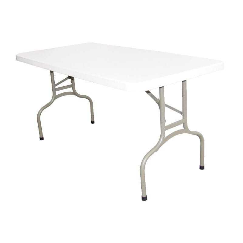 Table de buffet Pliable - 152 cm