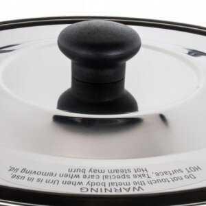 Poignée Couvercle pour Percolateur Aroma Alpinox - 1