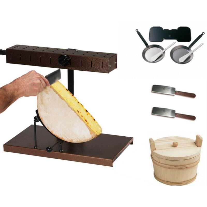 Kit Appareil à Raclette Alpage