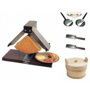 Kit Appareil à Raclette Brezière