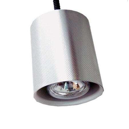 Lampe Chauffante Tube Inox Sofraca - 1