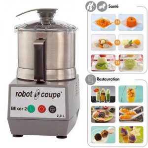 Blixer 2 Robot-Coupe - 2