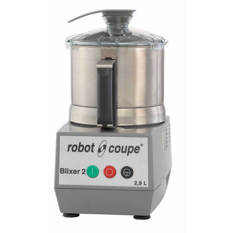Robot coupe professionnel fourniresto for Robot mixeur cuisine