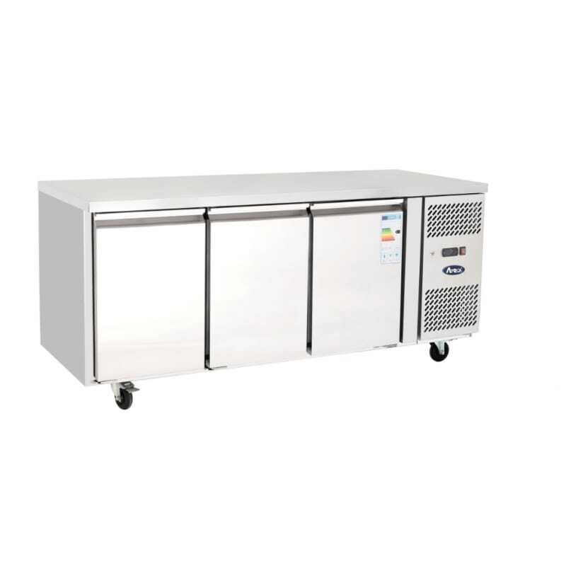 Table Réfrigérée  Positive 600 - 3 Portes