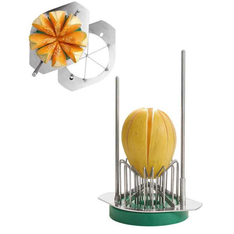 Coupe Melon Inox Tellier - 1