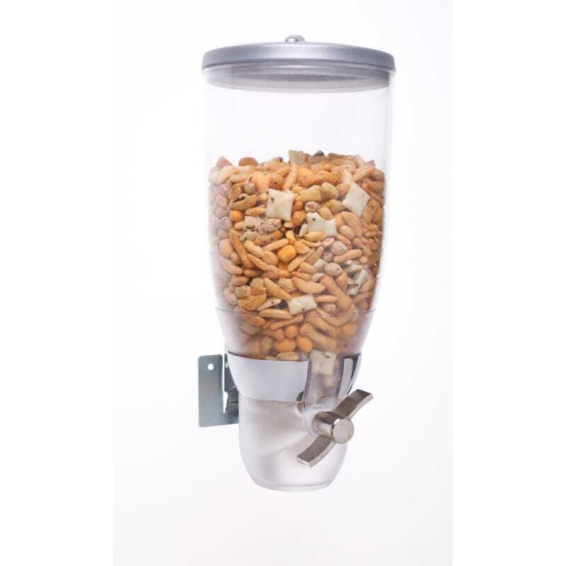 Distributeur d'Aliments Secs Mural - 3,5 Litres