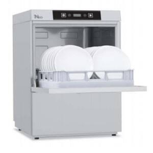 Lave Vaisselle Professionnel 50 x 50 avec Adoucisseur et Pompe de Vidange Colged - 1