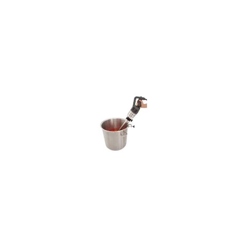 mixeur plongeant professionnel support marmite universel inox de la marque robot coupe. Black Bedroom Furniture Sets. Home Design Ideas