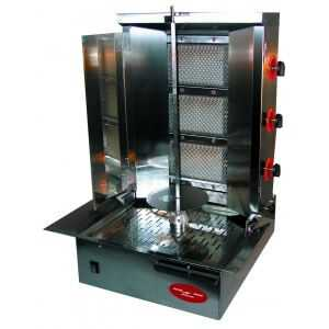 Broche Kebab à Gaz - 15 kg MultiGroup - 1