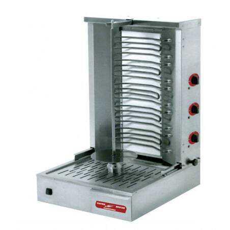 Grill Kebab Électrique - 25 kg MultiGroup - 1