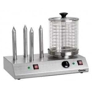 Machine à Hot Dog - 4 Toasts Bartscher - 1