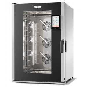 Four Mixte 600x400 ou GN 1/1 Colombo Wash - 10 Niveaux Piron - 1
