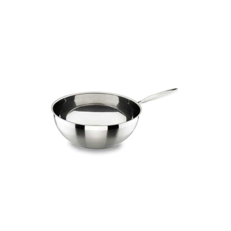 Sauteuse Wok Belly - Ø 30 cm Lacor - 1