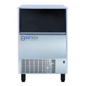 Machine à Glaçon IceTech PS à palettes - 82 Kg Ice Tech - 1